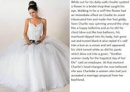 wedding dress captions the femme inside me bridal flowers