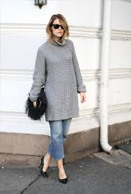 boyfriend sweaters sweaters styles for fall one trend or all is in the fashion