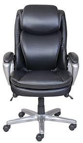 Serta Office Chair Review Serta Smart Layers Air Arlington Executive Review