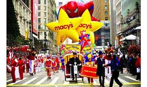 vip tickets to the macy s thanksgiving day parade