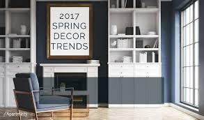 spring 2017 home decor trends pinspiration spring decor trends for your apartment apartminty