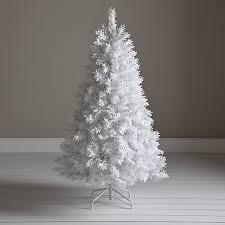 white pre lit christmas tree 120 buy lewis pre lit white flock christmas tree 5ft
