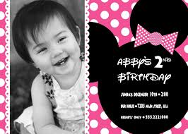 template free minnie mouse birthday invitations australia with