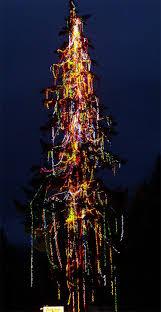 lighted living christmas tree over 160 feet tall