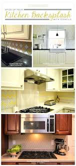 kitchen stencil ideas kitchen stenciling forexlife club