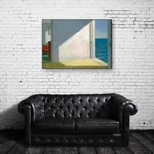 edward hopper rooms by the sea all4prints