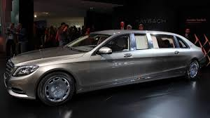 luxury mercedes maybach the new mercedes maybach s600 pullman is absolutely enormous the