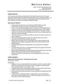 Community Health Nurse Resume Real Resume Examples Career Advice And Support Australia