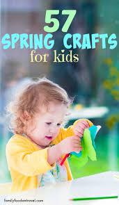 57 spring crafts for kids för barn hantverk för barn och fåglar