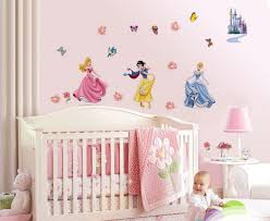 Princess Wall Decals For Nursery by Disney Princess Wall Decals Ideas Inspiration Home Designs