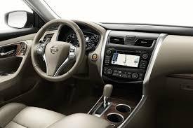 nissan altima coupe 2013 interior first drive 2013 nissan altima automobile magazine