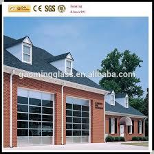 garage glass doors glass panel garage door glass panel garage door suppliers and