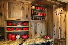 rustic hickory kitchen cabinets rustic wood kitchen cabinets rustic kitchen design rustic oak