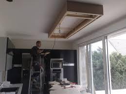 plafond suspendu cuisine photo plafond suspendu cuisine meilleur idées de conception de