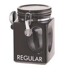 oggi kitchen canisters oggi stainless steel kitchen canisters jars ebay