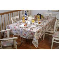 Patio Party Vinyl Tablecloth by Riegel Premier Hotel Quality Tablecloth 62