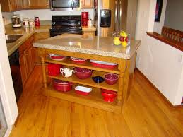 kitchen mobile kitchen island and 8 brown and black rectangle
