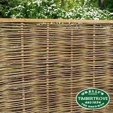 Willow Trellis Willow Fence Panel