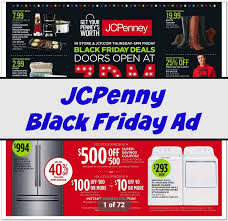 jcpenney black friday add jcpenny black friday deals 2016