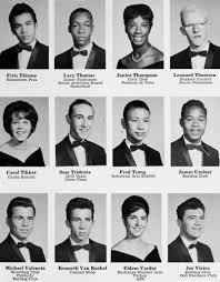 oakland high school yearbook 1960s