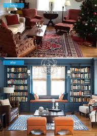 room remodels 15 impressive before and after photos of living room remodels