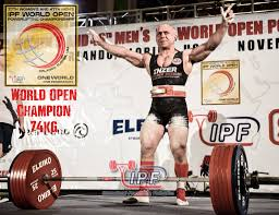 powerlifting the world games 2017