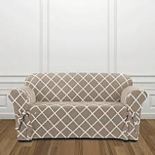 Affordable Slipcovers Sofa Covers U0026 Furniture Slipcover Collections Bed Bath U0026 Beyond