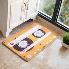 Nostalgia Home Decor Tape Cassette Floor Mat For Home Decor Next Vibe