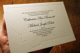 letterpress wedding invitation kate bosworth spiffy press sta