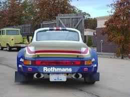 rothmans porsche 911 pat williams racing porsche rothmans 911sc rs