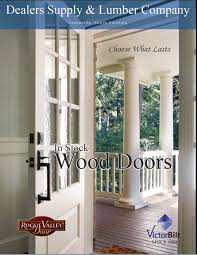 dealers supply and lumber company home of victorbilt windows
