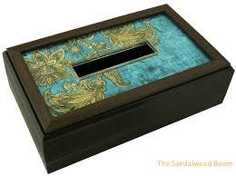 decorative tissue box coasters mythoughtlane