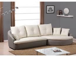 canapé d angle cuir de buffle canapé d angle cuir de buffle capriccio ii bicolore blanc et gris