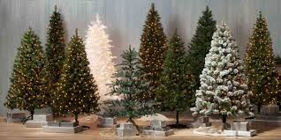 pre lit artificial trees target stores