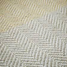 West Elm Rug Margo Selby Balanced Weave Wool Rug West Elm Uk