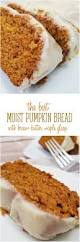 Libbys Pumpkin Muffins Cake Mix by The Best Pumpkin Bread With Brown Butter Maple Glaze U2013 Rumbly In
