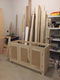 the start of the fireplace and built in cabinets u2014 philip miller