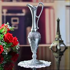 Silver Vase Wholesale Vases Astounding Tin Vases Wholesale Compote Vase Wholesale