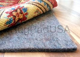 Rubber Backed Area Rugs Carpet Pads For Area Rugs
