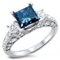 engagement rings with blue stones buy blue engagement rings shop now and save