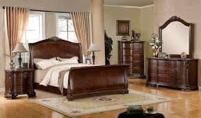 Bedroom Sets Bobs Furniture Store Penbroke Stylish Bedroom Set In Espresso Finish Cm7270q Cm7267n