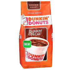 Coffee Dunkin Donut dunkin donuts ground coffee dunkin decaf walgreens