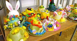 easter bonnet easter bonnet parade preparation st stephen s c of e primary school