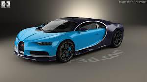 modified bugatti 360 view of bugatti chiron 2017 3d model hum3d store