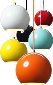 Colorful Pendant Lights Cool Enamel Lights Repinned By Secret Design Studio Www