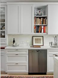 Painted Shaker Kitchen Cabinets Kitchen White Shaker Kitchen Cabinets With Regard To Brilliant