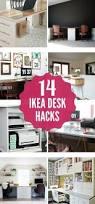 14 inspiring ikea desk hacks you will love designertrapped com