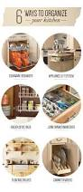 diy glass cabinet doors kitchen storage ideas six ways organize your