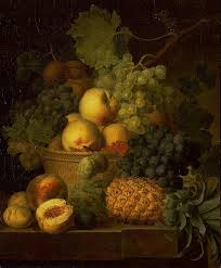 basket of fruit basket of fruit jean francois dael hermitage museum