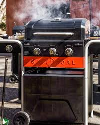 12 best grills of 2017 best outdoor charcoal gas and pellet bbqs